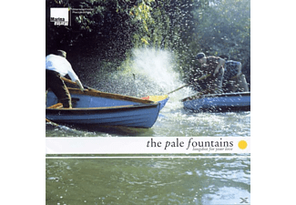 Pale Fountains - Longshot For Your Love [CD]