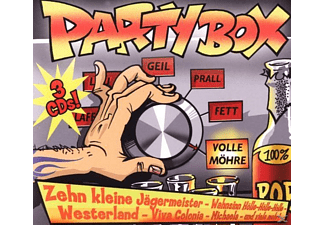 VARIOUS - Partybox [CD]
