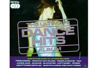 VARIOUS - The Ultimate Dance Hits Album - (CD)