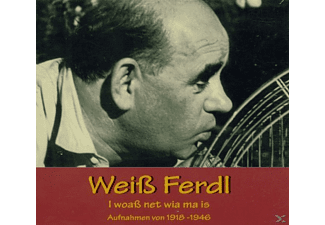 Weiss Ferdl - I Woass Net Wia Ma Is 1918-1946 - (CD)