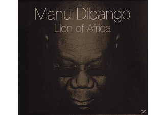 Manu Dibango - Lion of Africa [+Bonus Dvd] [Doppel-CD] [CD + DVD]