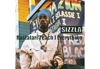 Sizzla - Rastafari Teach I Everything - (CD)