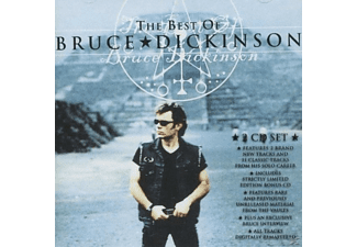 Bruce Dickinson - THE BEST OF BRUCE DICKINSON - (CD)