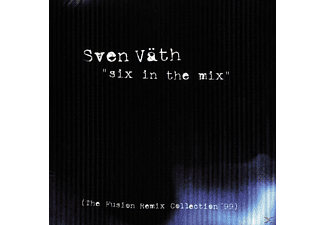 Sven Väth - Six In The Mix (The Fusion Remix Collection '99) [CD]