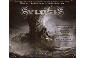 Sylosis - Conclusion Of An Age - (CD)
