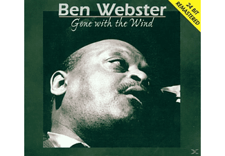 Ben Webster - Gone With The Wind-24bit [CD]
