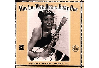 Blue Lu Barker - Don't You Feel My Leg - (CD)