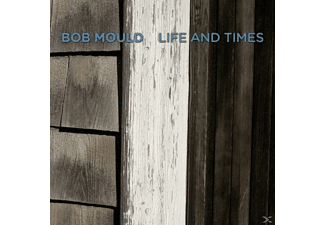 Bob Mould - Life And Times - (CD)