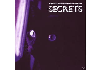 Scott - Secrets [CD]