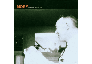 Moby - Animal Rights - (CD)