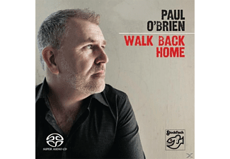 Paul O'brien - Walk Back Home - (SACD Hybrid)