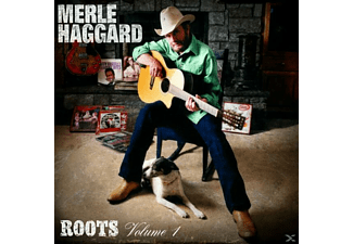 Merle Haggard - Roots Vol.1 - (CD)