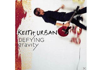 Keith Urban - Defying Gravity [CD]