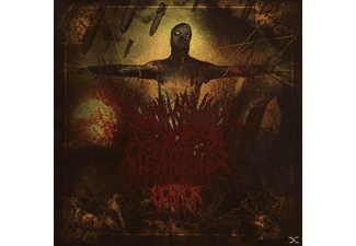 With Blood Comes Cleansing - Horror - (CD)