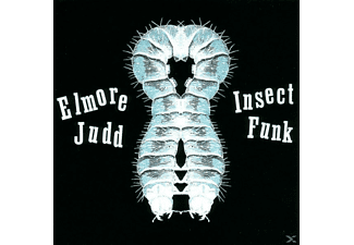 Elmore Judd - Insect Funk - (CD)