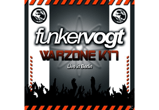 Funker Vogt - Warzone K17-Live In Berlin [CD]