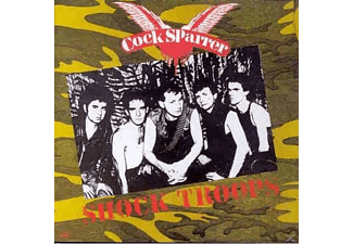 Cock Sparrer - Shock Troops - (CD)