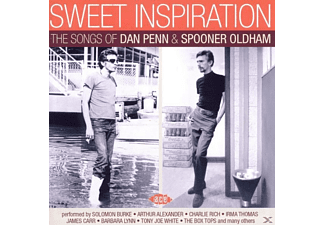 VARIOUS - Sweet Inspiration-The Songs Of Dan Penn & Spoone [CD]