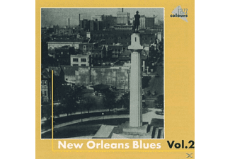 VARIOUS - New Orleans Blues Vol.2 [CD]