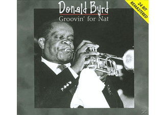 Donald Byrd - Groovin' For Nat - (CD)