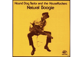 Hound Dog Taylor - Natural Boogie - (CD)