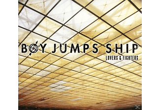 Boy Jumps Ship - Loves & Fighters [CD]