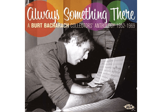VARIOUS - Always Something There - A Burt Bacharach Anthology 1952-69 [CD]