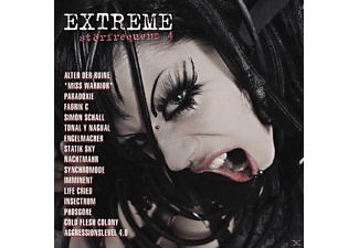 VARIOUS - Extreme Störfrequenz 4 [CD]