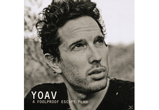 Yoav - A Foolproof Escape Plan - (CD)