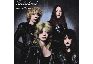 Girlschool - Anthology - (CD)