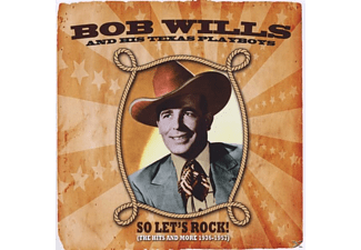 Bob & His Texas Playboys Wills - So Let's Rock!-The Hits & More [CD]
