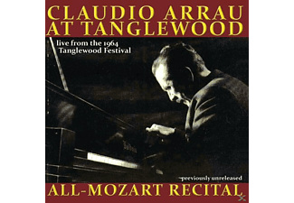 Claudio Arrau (pno), Claudio Arrau - Claudio Arrau spielt Mozart (Tanglewood Festival) - (CD)