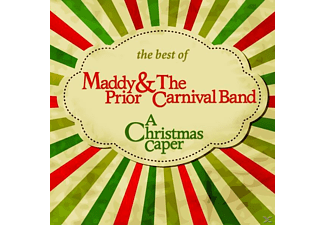 PRIOR,MADDY & CARNIVAL BAND,THE - The Best Of: A Christmas Caper - (CD)