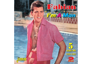 Fabian - I'm A Man [CD]