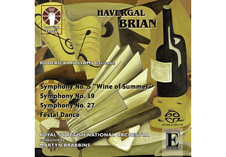 VARIOUS - Wine Of Summer & Sinfonien 19 & 27 - (SACD)