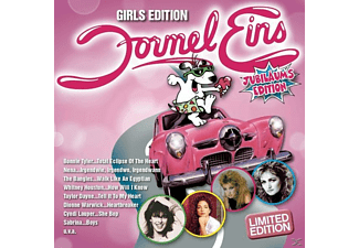 VARIOUS - Formel Eins-Girls Edition - (CD)