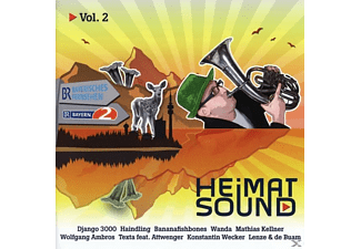 VARIOUS - Br-Heimatsound, Vol.2 [CD]