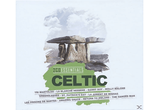 VARIOUS - Essentials-Celtic - (CD)