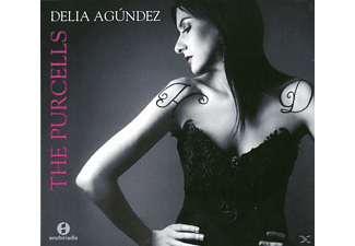 Delia/minguillon/puerto/verona Agundez - The Purcells [CD]