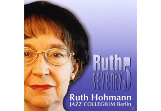 Ruth Hohmann - Senventy 5 [CD]