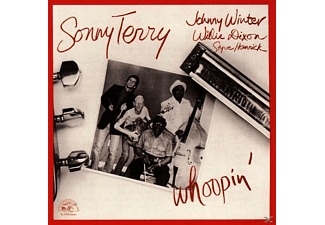 Sonny Terry - Whoopin' - (CD)