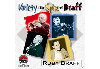 Ruby Braff - Variety Is The Spice Of Braff [CD]