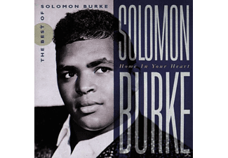 Solomon Burke - Home In Your Heart [CD]