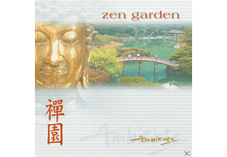 Colin Willsher - Zen Garden-Ambiente - (CD)