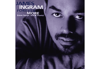 James Ingram - FOREVER MORE (LOVE SONGS,HITS & DUETS) [CD]