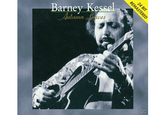 Barney Kessel - Autumn Leaves - (CD)