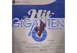 VARIOUS - Die Hit Giganten-Apres Ski Hits [CD]