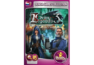 Grim Legends 3 - The Dark City (Collectors Edition)