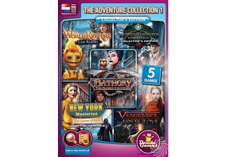 Adventure Collection - (Collectors Edition 5-pack)