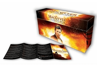 MacGyver - Complete Collection | DVD